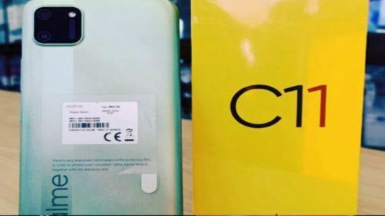 HP murah kualitas bagus Realme C11