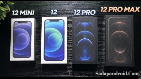 iPhone 12 : Spesifikasi dan Harga