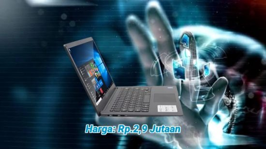 Rekomendasi Laptop Murah Axioo Mybook 14+SSD