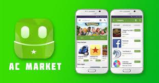 Ac Market- Alternatif Google PlayStore Terbaik