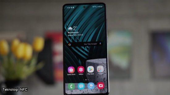 Bocoran HP Samsung Terbaru