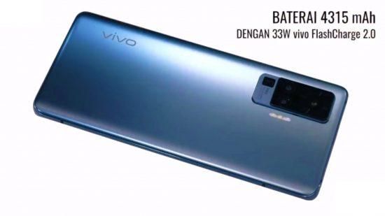 baterai  vivo x50 Pro