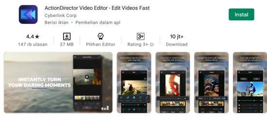 Aplikasi Editing Video Terbaik Android 2021 Tanpa Watermark