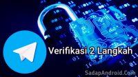 Verifikasi Telegram, Cara mengaktifkan verifikasi dua langkah.