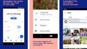 aplikasi penyimpanan: 8 aplikasi cloud storage terbaik Android