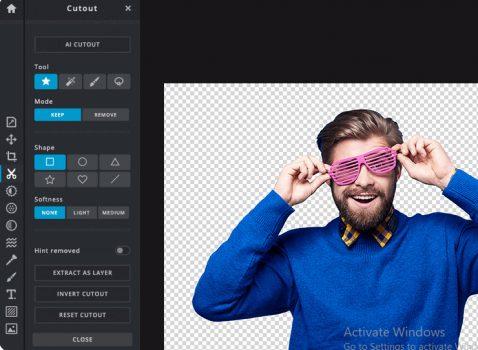 Editor Pixlr
