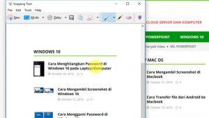 Aplikasi Screenshot Terbaik untuk Windows pada tahun 2021